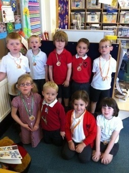 Mrs Rafferty's Reception Class Blog | Excellent Early Years Education | Scoop.it