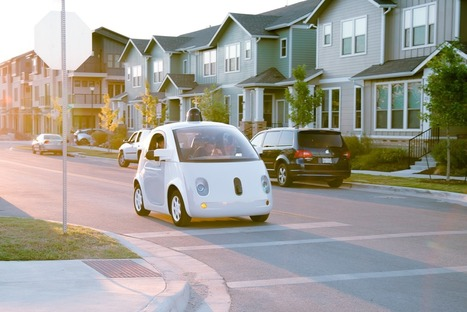 The computer in Google's self-driving car can be considered the driver, US says | Nerd Vittles Daily Dump | Scoop.it