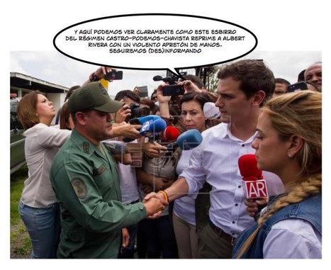 Crónica de guerra en un país en paz - Carola Chávez | Política para Dummies | Scoop.it