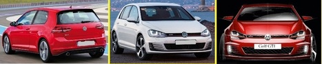 2015 Volkswagen GTI - A Beauty? | Volkspares Ltd | Scoop.it