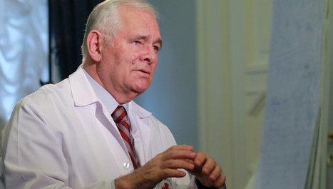 Le chirurgien pédiatrique russe Roshal appelle les dirigeants à des négociations sur l'Ukraine au chevet d'un enfant blessé | 3D4Doctor | Scoop.it