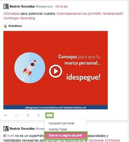Las 5 claves del nuevo perfil de twitter | beriodismo: el blog de @beagonpoz | redes sociales | Scoop.it