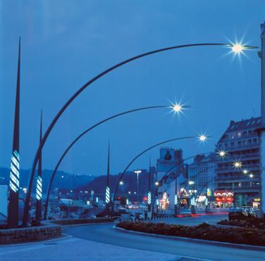 Les lampadaires sont de plus en plus intelligents l Lumières de la ville | Innovations urbaines | Scoop.it