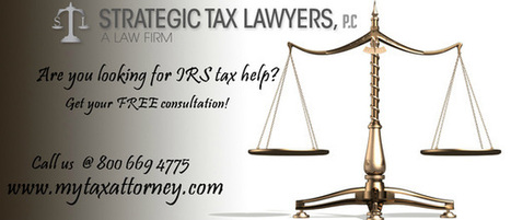Expert Tax Lawyers in Los Angeles   Law Tips to Eliminate Tax Problem   Scoop.it
