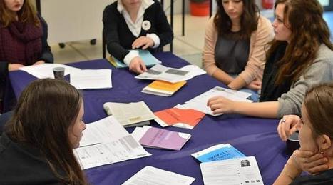 À l'IUT, un premier forum pour l'emploi | Retrouvez l'actualité du campus yonnais dans la presse | Scoop.it