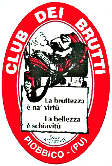 World Association of Ugly People - Club dei Brutti Piobbico, Le Marche | Le Marche another Italy | Scoop.it