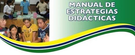 Manual de Estrategias Didácticas para la formación basada en ... | Didáctica | Scoop.it