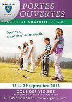 [Vigiers5] initiation de golf gratuite (samedi 14 septembre 2013)   dordogne - perigord   Scoop.it