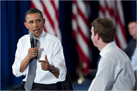 "Social Media Take on Role of Presidential Questioner | ""Social Media"" 