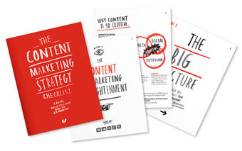 The B2B Content Marketing Strategy Checklist is finally here. | B2B Marketing and PR | Scoop.it