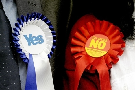 No indyref until 2030, says unionist group - Scotsman (blog) | My Scotland | Scoop.it