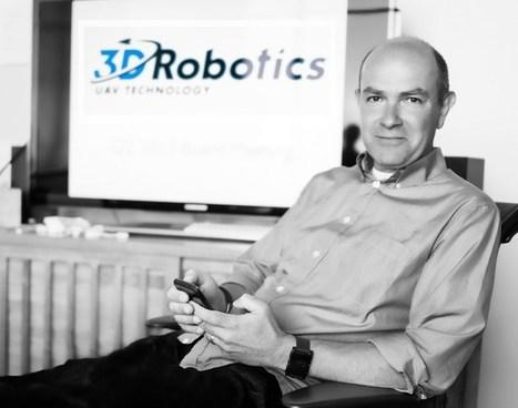 3D Robotics CEO Chris Anderson on the future of drones   smart cities   Scoop.it