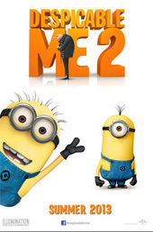 Minions and More Minions in 'Despicable Me2' | PopMatters | Action Figures Toy Gifts For Christmas | Scoop.it