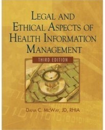 Test Bank For » Test Bank for Legal and Ethical Aspects of Health Information Management, 3rd Edition: Dana C. McWay Download | Test Bank for Nursing and Health Professions | Scoop.it