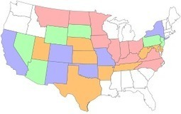 Create Your Visited States Map | FCHS AP HUMAN GEOGRAPHY | Scoop.it