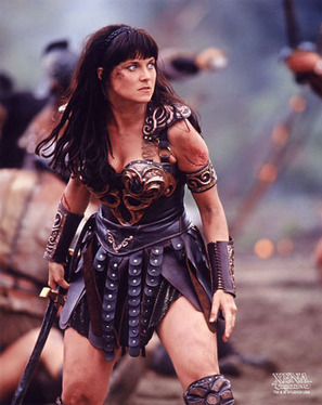 Xena: Warrior Princess Inspires New Body Armor for Women | And Geek for All | Scoop.it