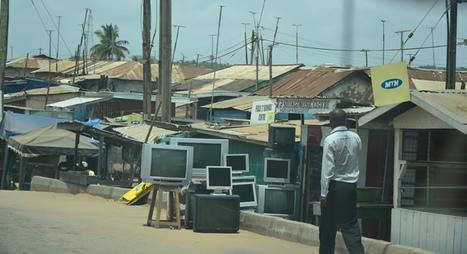 La télévision en Afrique subsaharienne, une histoire contrastée | DocPresseESJ | Scoop.it