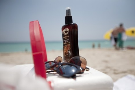 Sunscreen is valuable, but different types produce different results | Longevity science | Scoop.it
