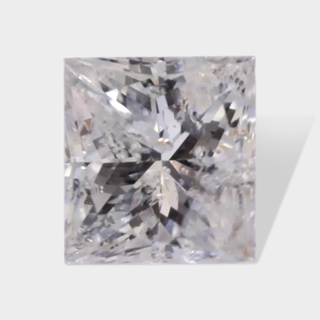 0.20 ctw 3 18 x 2 96 mm G White Color I2 Clarity Princess Cut Loose Diamond | Loose Diamonds | Scoop.it