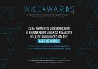 Women In Construction & Engineering Awards | Women In Construction & Engineering | Scoop.it