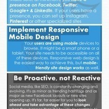 Social Media Strategy 101 | Visual.ly | Life science consulting and marketing | Scoop.it