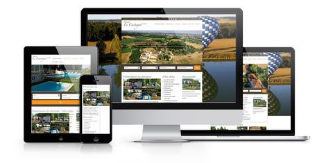 Site internet Drupal pour le Domaine Le Castagné à Auch | Création sites internet Drupal & Magento made in Gers - Toulouse | Scoop.it