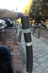 What good is a bollard that can't stop a car? | Architectural Bollards | Scoop.it