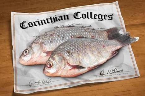 This is America's worst college: Screwed-over Corinthian College students get screwed again by so-called debt relief   Criminology and Economic Theory   Scoop.it