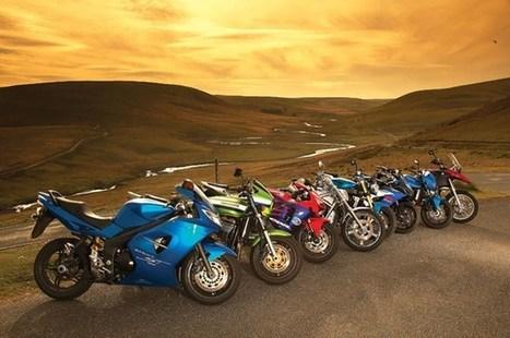 Road Test: King Of Bikes | Motorbike frenzy | Scoop.it