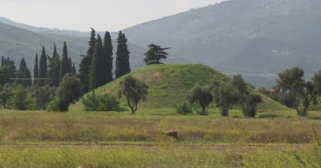 LOCI AMOENI: τάφος ἐν τῷ πεδίῳ | Griego clásico | Scoop.it