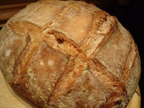 Házi kenyér 5 perc alatt – dagasztás, kelesztés nélkül! | BassLine | Scoop.it