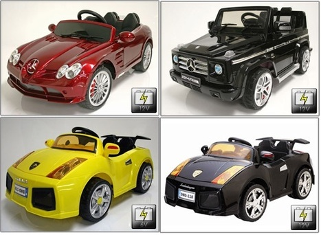 UK based importer of High Quality Ride on Cars | Ride on Toys for Little Boys | Scoop.it