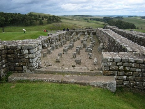 What is the top Roman fort to visit in Britain? | LVDVS CHIRONIS 3.0 | Scoop.it