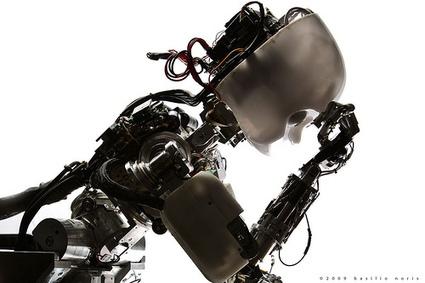 Egaler la sensation du toucher humain   Amitiés anthropo-robotiques   Scoop.it