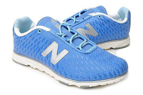 Womens new balance WL881BL Blue White Sneakers | new and fashion list | Scoop.it