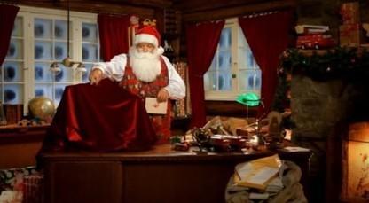 Père Noël Magique 2011 : Papa Noël répond à la lettre de votre enfant | Souris verte | Scoop.it