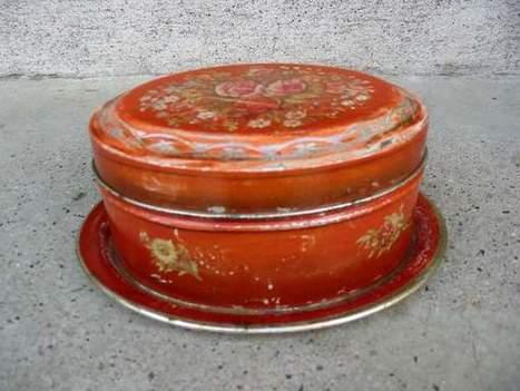 Boites anciennes | Collection de boite en fer | Scoop.it