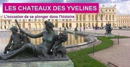 Site officiel du tourisme et des loisirs en Yvelines   L' Agenda de Sardinette de France   Scoop.it