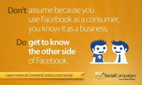25 Things That Make You Look Dumb on Facebook | Constant Contact Blogs | #Contentmarketing #SocialMediaMarketing Social-Eyes.me | Scoop.it