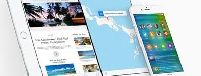 Nouveau iOS 9 : multitâche et autonomie renforcée | Applications mobiles professionnelles | Scoop.it
