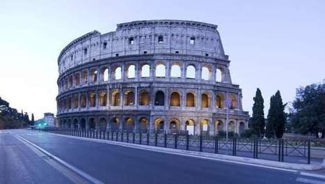 Rome bant verkeer rond Colosseum | KAP_VerdaetS | Scoop.it