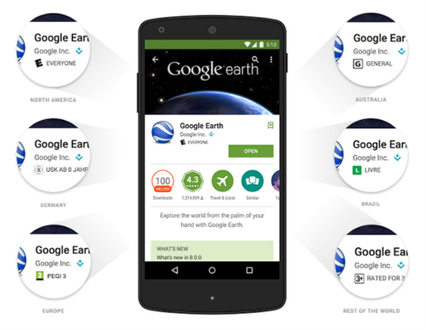 Google Introduces Human App Review Process, Like Apple, Age Ratings System   Mobile Game Development   Scoop.it