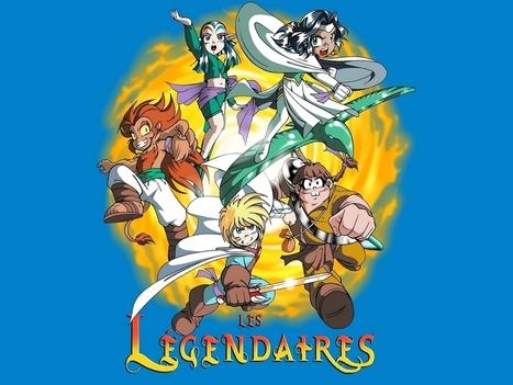 « Les Légendaires », la série aux 3 millions d'exemplaires | Les Légendaires | Scoop.it