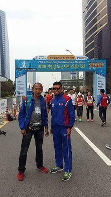 Master Endurance Poliquit ,Incheon Half Marathon - Pinoyathletics.info | Philippines Track and Field | Scoop.it