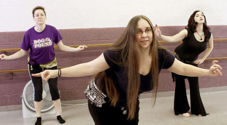 Belly dancing student: 'I just love it' - Quad City Times | Dancing | Scoop.it