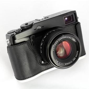 New Zelenpol Leather Case with Strap for Fujifilm X-Pro1 | Ebay | Fuji X-Pro1 | Scoop.it