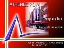 Tableau blanc interactif à l'Athénée Royal Lucie Dejardin de Seraing | eLearning en Belgique | Scoop.it