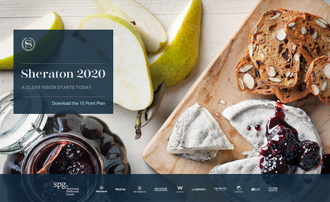 Sheraton 2020 Repositioning Plan Focuses on Local Experiences | Travel Tech and Innovation | Scoop.it