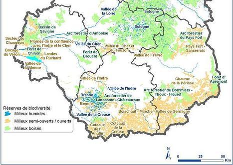 SRCE : le réseau écologique de la trame verte et bleu - Le blog d ... | l'écologie en milieu urbain | Scoop.it
