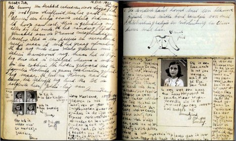Trahir avec Charlie: Le Journal d'Anne Frank | Archivance - Miscellanées | Scoop.it
